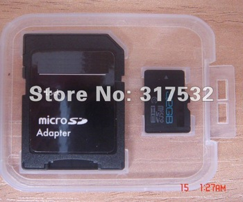 New Full capacity SD card 32gb class 10 (Micro SD card 32GB + SD adapter) Free shipping