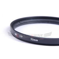 Free shipping & Tracking # Green.L 55mm MC-UV Filter - AA3302