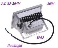 10pcs/pack  HOT sale! 20w led flood lamp waterproof ,AC85-265V U35