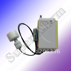 free shipping,wireless water leak detector&water leak sensor for my own GSM/PSTN alarm(China (Mainland))