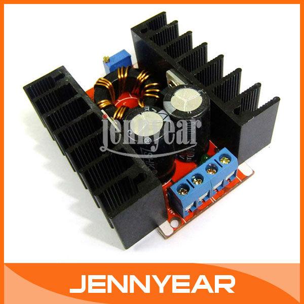 Преобразователь DC Boost Converter 20 /LOT 150W 10/32 12/35v 6A DC #090421 DC Converter инверторы и преобразователи boost converter 100 step up 10 32 12 35v 10 150w 090392 dc dc converter