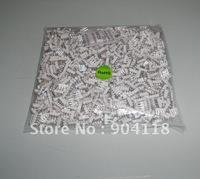 4 Pin Femal white connector, 1000PCS