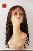 low price brazilian remy hair lace wig 100% guarantee and accept custom order NYHWIG-135