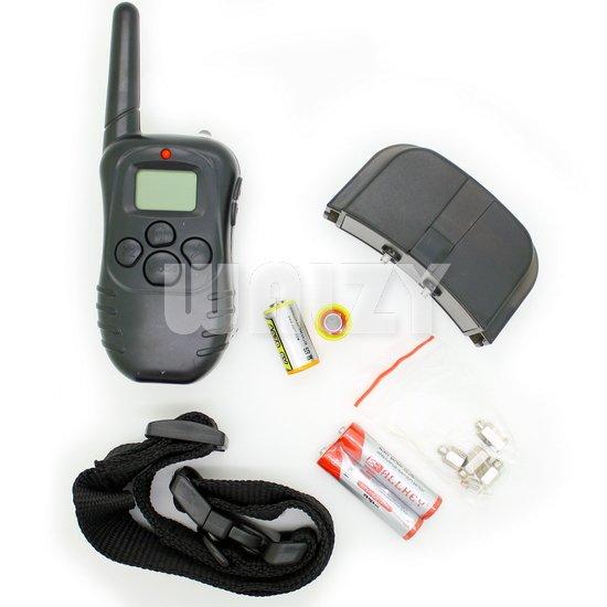 20pcs/lot**(2dog) 100LV Shock + Vibra Remote Electric Dog Training Collar(China (Mainland))