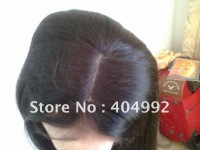good feedback high quality Brazilian remy hair straight full lace wig