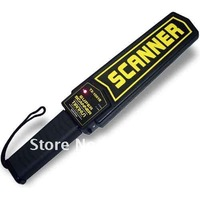 Extra Sensitive Setting TX-1001B Rechargeable Super Scanner and high sensitivity Hand Held Metal Detector