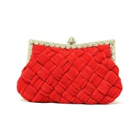 2012 new fashion evening clutch bag,womens handbag,evening bags,1pc color mix wholesale free shipping
