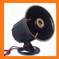 Wired Alarm Siren   Ferrite Siren   Sell wired alarm siren   home security kits   alarm accessory   115dB Loud Siren