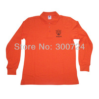 custom promotional Tennis shirt, high quality long-sleeve POLO shirt, small order acceptable