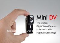 MD80+Bracket+Clip Mini DV black Sports Video Camera Hot Selling Mini DVR Camera with Free shipping
