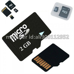Free Shipping,OEM 2GB/4GB/8GB/16GB Micro SD Card,4GB TransFLash Card,MicroSD Micro SD TF Memory Card +Free Adapter+Plastic Box(China (Mainland))