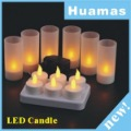 6 pcs/set Rechargeable LED Candle