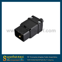 IEC 320 Standard Power Cable Cord Connector C20 Plug rewirable 1