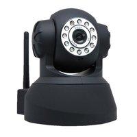 Wireless IP Camera webcam Web CCTV Camera Wifi Network IR NightVision P/T With Color BOX