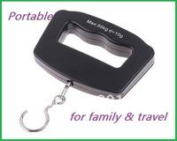 *Digital Portable Fishing Weight Hangging Scale 50KG/10G