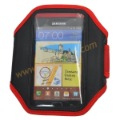 Free Shipping+ Running Sport Gym Workout Armband Case Cover for Samsung Galaxy Note i9220 N7000 ,Mobilephone accessories