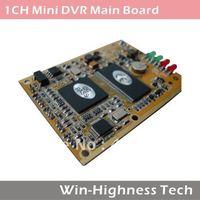 Factory Price Car Video Recorder Board FPV Record Board  1 Channel DVR Board