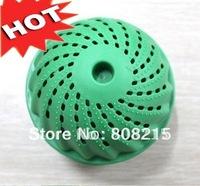 B 1Pcs/Lot Free Shipment Wholesales Practical Washing Ball High Quality Popular Fashion Green Wash Ball