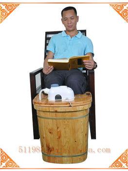 steam bath Tub detox foot bath
