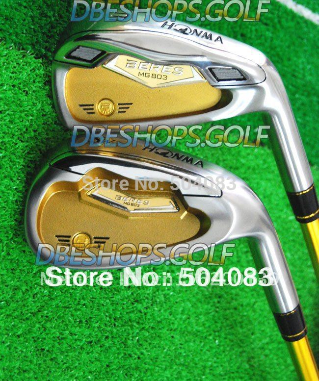 2013 new Clubs Honma Beres MG 803 golf Club Irons set 3-11Sw(10/Pcs)graphite/shaft With iron headcovers EMS Free Shipping(China (Mainland))