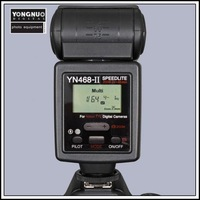 YONGNUO Upgraded TTL Multi Speedlite Flash Unit YN-468II YN-468 II for Nikon  D5000 D5100 D90 D80 D70s D60 D40x D40