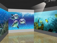 Interactive wall system (lite version) FREE SHIPPING NOW