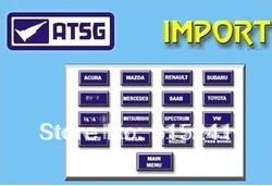 ATSG (Automatic Transmissions Service Group Repair Information) repair manuals, to service, diagnostics of all types AT and MT(China (Mainland))