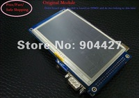 [Free Shipping] 4.3 Inch TFT LCD Module with SSD1963 &Touch Screen Controller for connecting to STM32 &LPC1752 drive directly