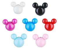 4GB cute mp3 with Mickey mouse shape