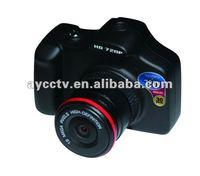 720P car black box with high resolution night vision camera DVR