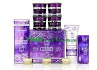 purple color yiqi Whitening cream 4 in 1 Effective In 7 Days face Cream