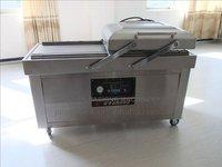 DZ600/2C double chamber vacuum bag sealer