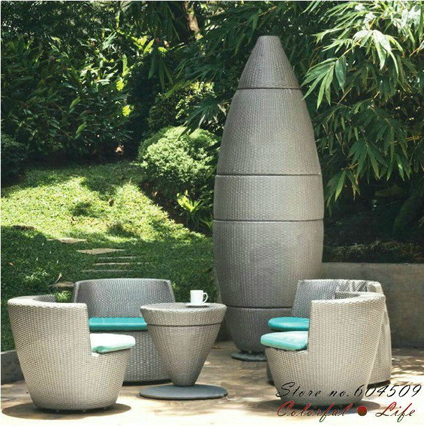 Top Sale Creative Rattan Outdoor Furniture,YSF-N008,OEM(China (Mainland))