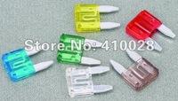 Free shipping 180pcs/lot mix order 5A 7.5A 10A 15A 20A 25A 30A  35A 40A auto blade fuse