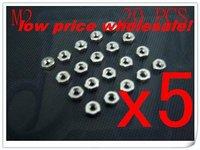 F01517-5   M2 Nut For Align T-rex Trex 450 V2 PRO SPORT V3 main shaft mounting screw  + Free shipping