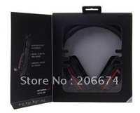 free shipping Kanen IP-790 Bass Stereo Headset with Omnidirectional Microphone (Black)