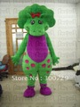 newest baby bop mascot costumes barney's friends costumes