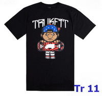 Trukfit T-shirt Tee Shirt T Shirts Size S-XXXL Pure Cotton Top Quality EMS Free Shipping Mix Order
