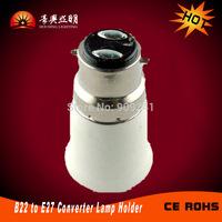 B22 to E27 Converter, Lamp Holder Converter,  for LED Light