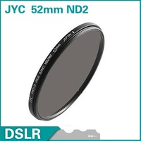 JYC 52mm Neutral Density ND2 Filter lens filter Brand new