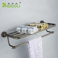 Xiduoli Free shipping Archaize Wall Mounted Bathroom Towel Rack  XDL-12603