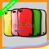 10pcs/lot New Arrival Korea Style candy color iFace First Class Case For iPhone 4 & 4S By Free Shipping