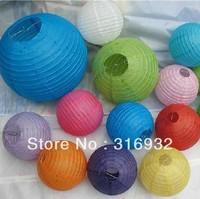 M4 Free shipping, 30cm paper lanterns lamp, paper lamp,10 colors for choosing