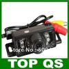 Waterproof Car Reverse Backup Rear View IR 7 LED Night Vision CMOS Color Camera free shipping