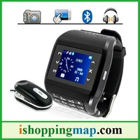 Jaguar - Quad Band Dual Sim Watch Cell Phone
