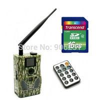 "Free shipping!16GB Brand ScoutGuard  SG550M-8M HD Digital 1.7"" TFT DVR IR Hunting Camera MMS/SMS/Email GPRS version"