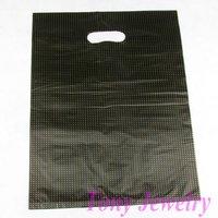 Free Shipping 100 High Quality Plastic Retail Gift Shopping Bags 40X30cm XA3040-11