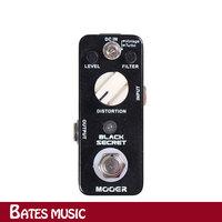 NEW Guitar Effect Pedal /Black Secret Distortion Pedal True bypass Excellent sound