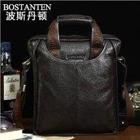 FREE SHIPPING !+100% Genuine leather men handbags+100% Genuine leather men bag Wholesale&Retail
