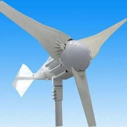 New!!1000w/1kw 24V household Wind Turbine/ small Permanent Magnet Wind generator (CP-WG1000W-3)(China (Mainland))